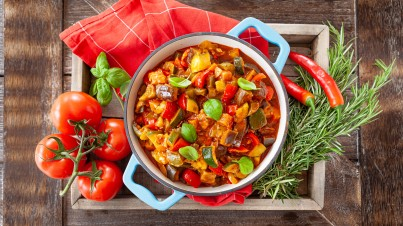 French inspired Ratatouille