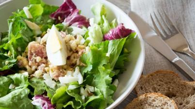 Бургундський салат