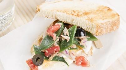 Sandwich Niçoise