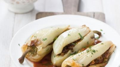 Gevulde Hongaarse paprika