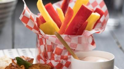 Spitzpaprika-Pommes