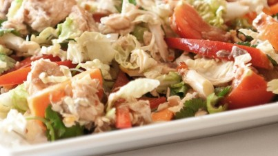 Thai Salmon Salad