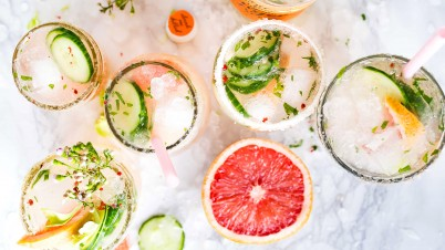 Refreshing lemonades