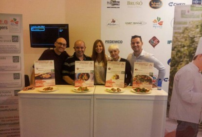 Cata Ensaladas 2.0 en Fruit Attraction 2013