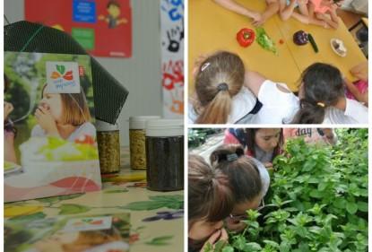 Love my salad incontra la fantasia dei bambini - seconda parte