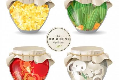 Método de conservación de verduras: el baño María