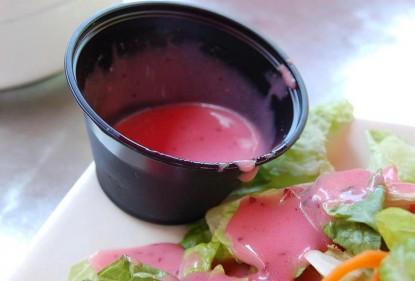 Ваш улюблений соус для салату
