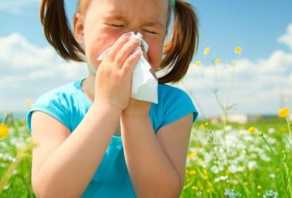 Frutta e verdura contro le allergie primaverili