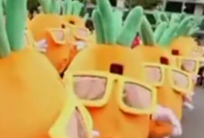 La proposta delle carote: amore e verdura in Cina