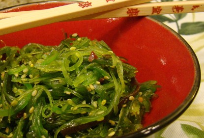 Surrender to the benefits of edible seaweed