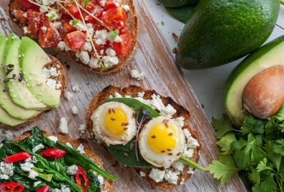 5 x inspiratie voor gezond broodbeleg