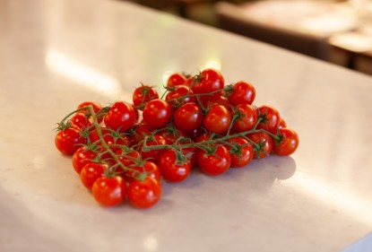Buy cherry tomatoes from Coles throughout November to support blood cancer research.