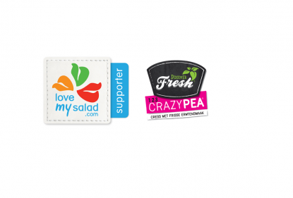 Love my Salad & Crazy Pea Taste Event