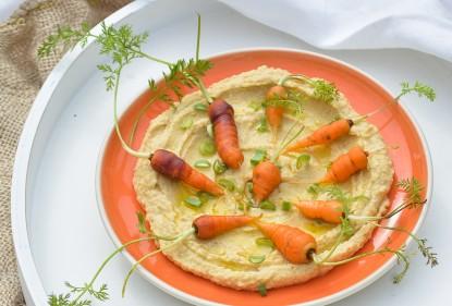 El humus más original.