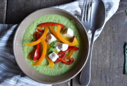 L'importanza di consumare le verdure crude e tre idee per preparare il gazpacho