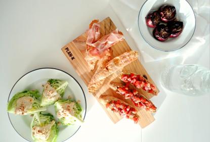 Spaanse groente tapas
