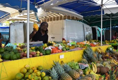 In Guadeloupe scopriamo la Christophine