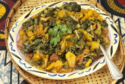 'Sukuma wiki' an African salad discovery