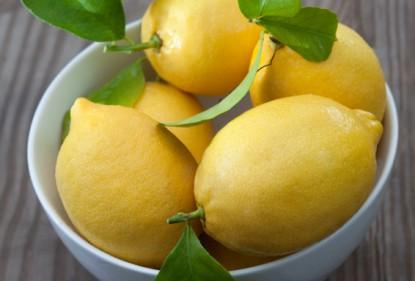 Jak citróny prospívají zdraví