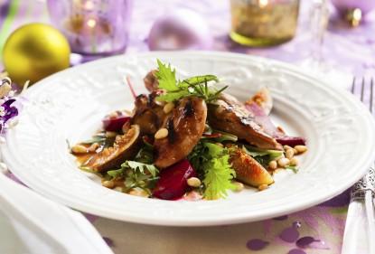 Ontdek meer dan 100 feestelijke salades voor de Kerst