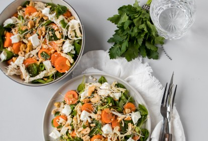 Food Talk - Winterpeen + recept lauwwarme salade met winterpeen & kip