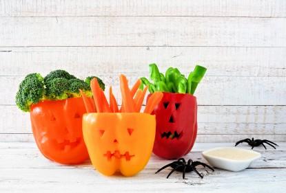 6 x Halloween hapjes - griezelig lekker!