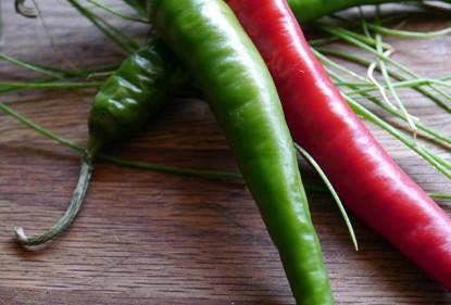 6 razones para comer pimientos picantes