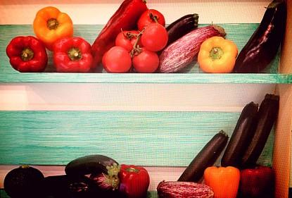 Vegetales y técnicas culinarias