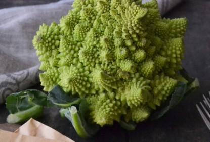 Il broccolo romanesco