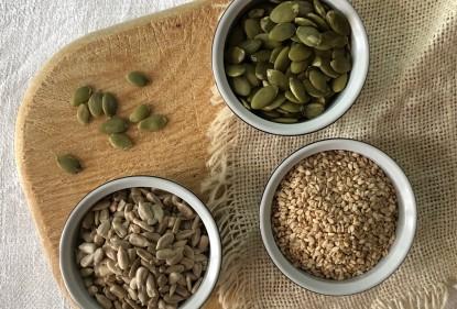 4 tipi di Semi oleosi da usare in cucina: cosa sono, a cosa fanno bene, come usarli