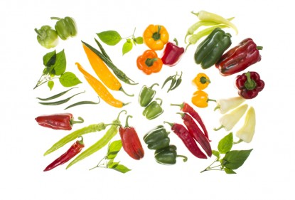 Vegetable range
