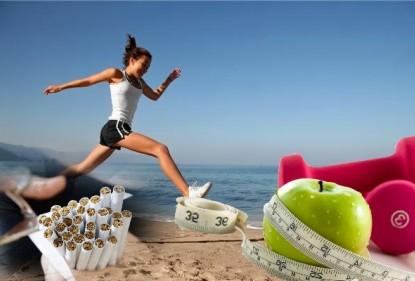 Здоровий спосіб життя - 50% успіху на шляху до довголіття