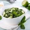 Komkommer-muntsalade
