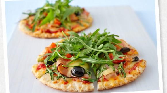 Корисна піцца