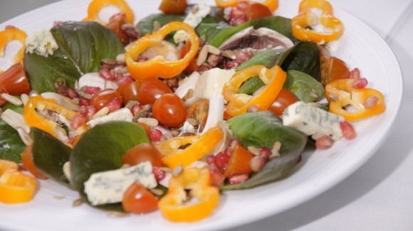 Mediterranean salad - my way
