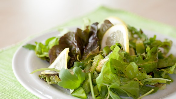 Gemischter Salat mit Salanova®