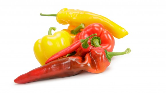 Capsicum – your traffic light delight