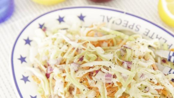 Americký coleslaw