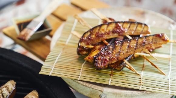 Aubergine Spicy Oriental