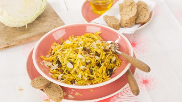 Boboti cabbage salad