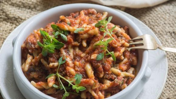 Vegetarische Soße Bolognese