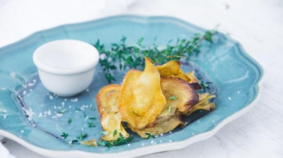 Chips de Chirivia