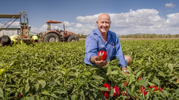 Meet the grower: Rocky Ponds Produce