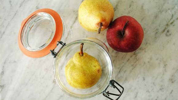 Consigli utili per la conservazione della frutta sottovetro