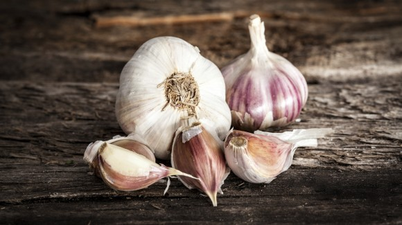 Affectionately called the stinking rose, garlic is full of goodness