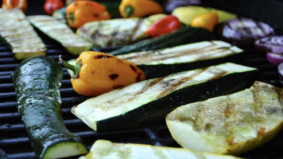 Grilling vegetables: Salading tips by Chef Orielo