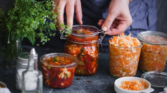 Como fermentar legumes?