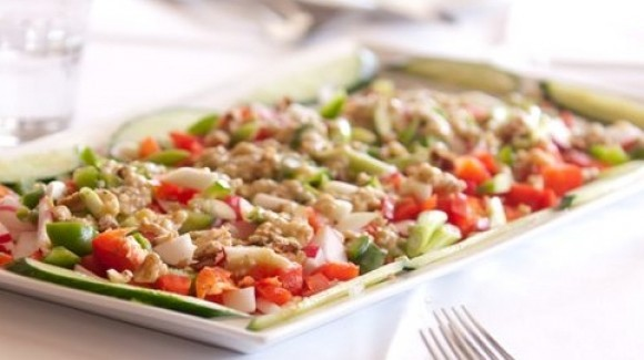 Make a statement with your signature salad