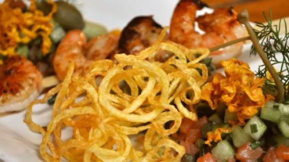 De aller- aller- allerlaatste trend: gekrulde groenten