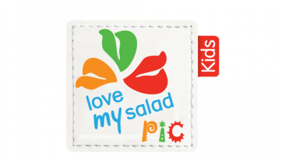SaladPic, download our fun new APP for kids